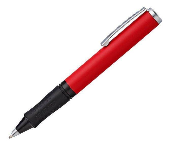 9191 Długopis Sheaffer Award, czerwony, niklowane wykończenia